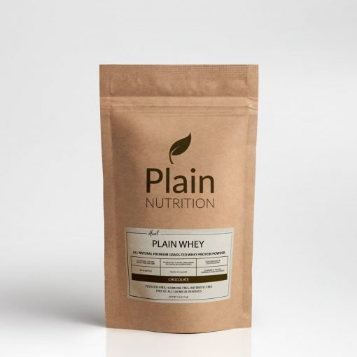 Almost Plain Whey - Chocolate